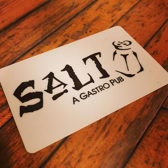 Salt Gift Card