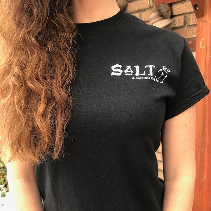 Salt T-Shirt (Front)